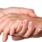 pomoc - dwie dłonie